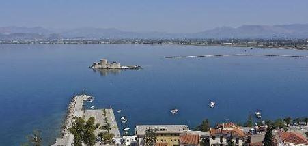 Три гостиницы в Нафплионе, Греция