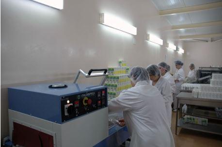 Фармзавод в Румынии