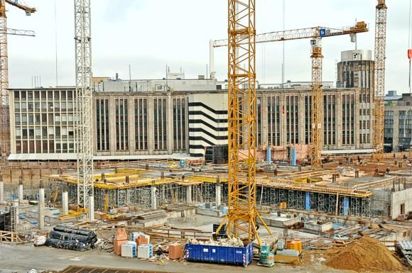 Строительная фирма, Германия (регион Мюнхена/Нюрнберг)