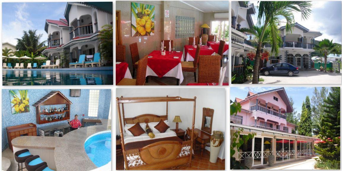 Четырехзвездочная гостиница на Сейшельских островах