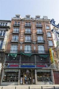 Доходный дом в центре Брюсселя, в историческом квартале площади Св. Екатерины.