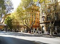 Отель в центре Рима