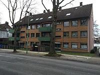 Два доходных дома в Эссене, крупном немецком городе рядом с Дюссельдорфом