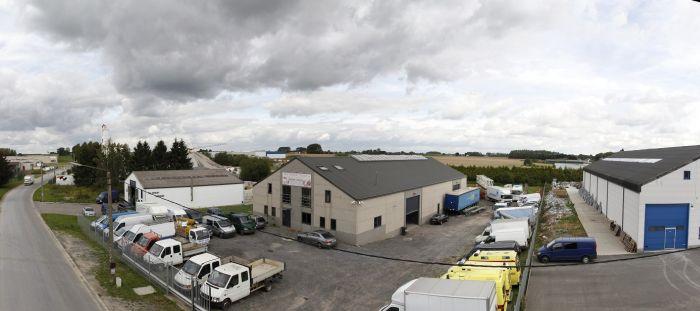 Рентабельный и исключительно перспективный бизнес по продаже спец. техники в Бельгии, рядом с Брюсселем.