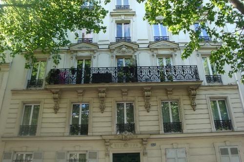 Квартира по пожизненной ренте в Париже.