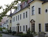 Гостиница-замок между Дрезденом и Лейпцигом, Германия