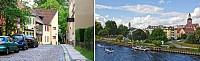 Небольшая апарт гостиница в Берлине – в старой части Спандау.