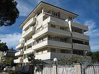 Аппарт - Гостиница в курортном городе рядом с Римини, Италия.