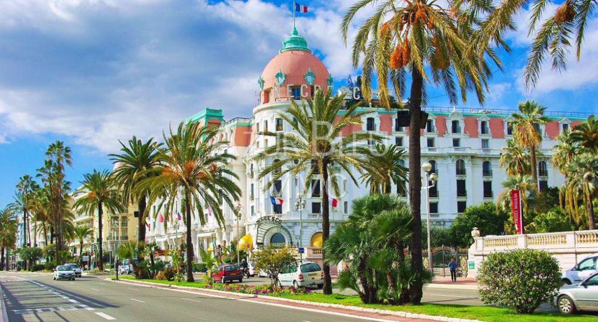 Редчайшее предложение в низком ценовом классе по гостиничному бизнесу в Ницце, на Лазурном берегу Франции