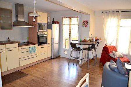 Квартира по пожизненной ренте в Ницце с террасой 40 м2 и двойным гаражом!