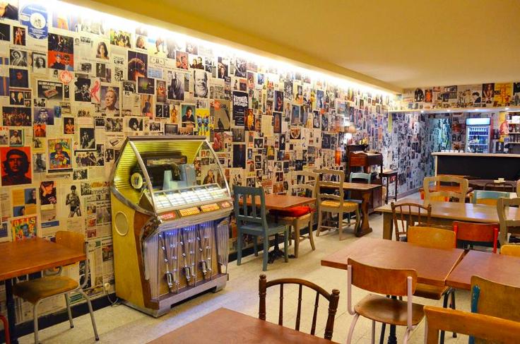 Ресторан в столице Европы - Брюсселе