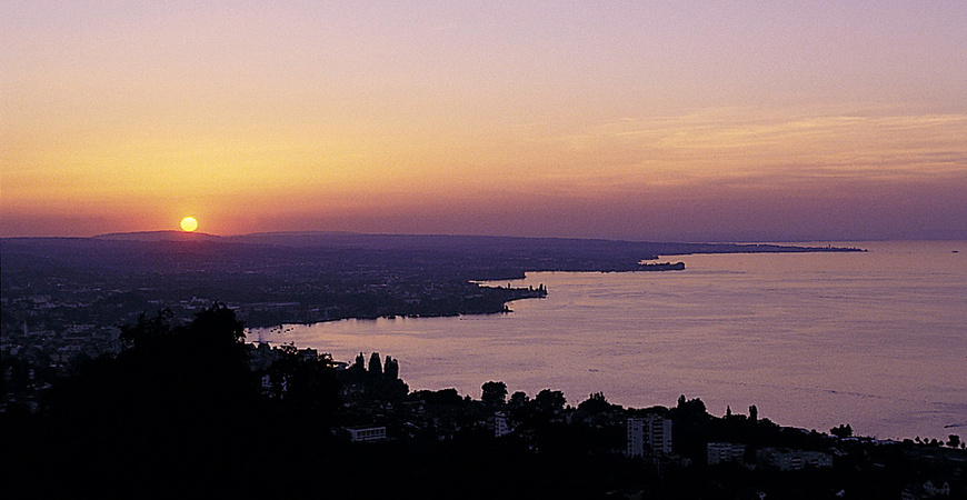 Гостиница 3 звезды над озером в Швейцарии