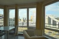 Отель в центре Брюсселя, недалеко от фламандского парламента.