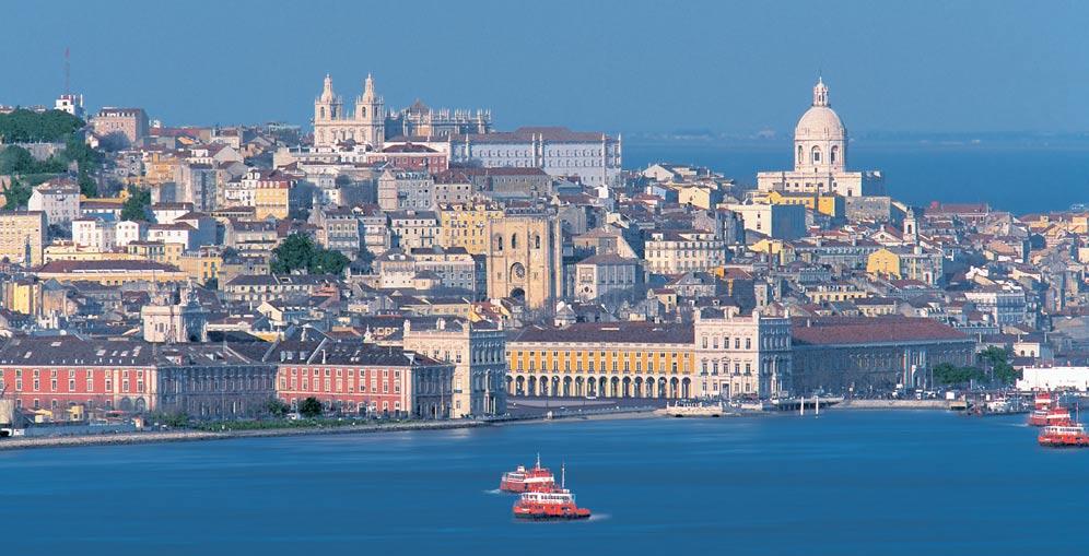 Гостиница в Лиссабоне, Португалия