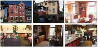 Гаштетте с двумя квартирами в крупном немецком городе Эссене, в 25 км от Дюссельдорфа.