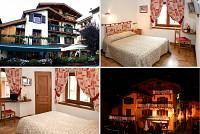 Гостиница с рестораном и баром в регионе Савойя - французские Альпы.
