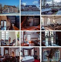 Замок - гостиница с рестораном в 5 км от Маастрихта, Бельгия