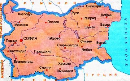 Проект строительства русловой ГЭС для производства электричества - 2 184 kW в час в Болгарии