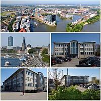 ТОП инвестиция в Дюссельдорф, столицу Северной Вестфалии – бюро комплекс с удобным сообщением до международного аэропорта.