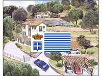 Строительство двух вилл в княжестве Себорга – Италия, 10 мин. до Монако.