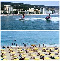 ГОСТИНИЧНЫЙ КОМПЛЕКС на побережье Черного моря курорта Золотые пески в Болгарии