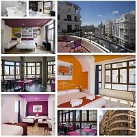 Гостиница в центре Валенсии, Испания