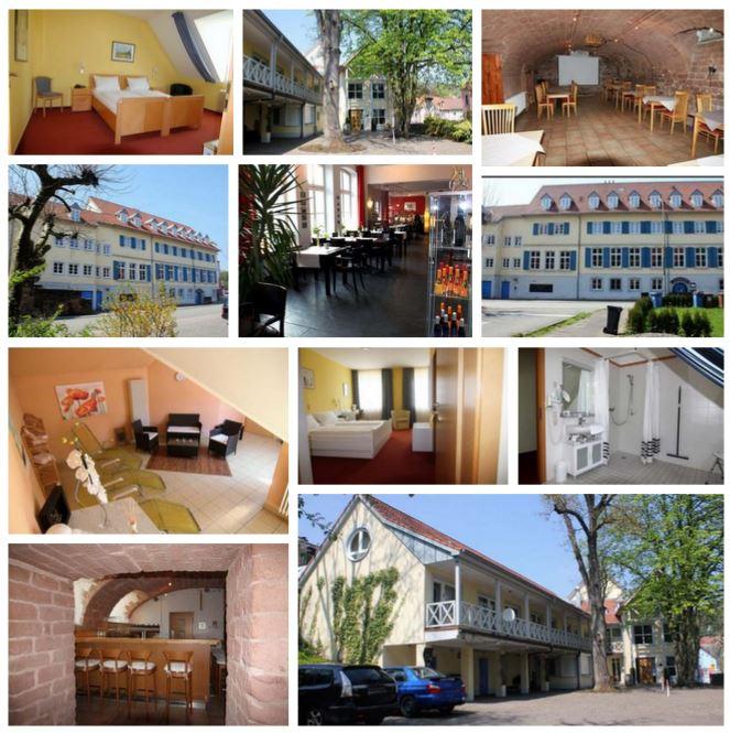 Супер рентабельная гостиница в Германии, земля Райнланд-Пфальц, регион Кайзерслаутерн.