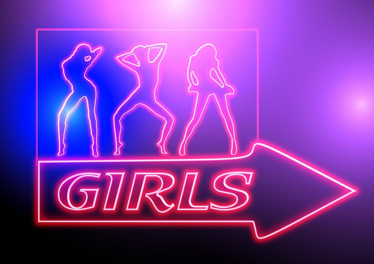 Ночной дансинг клуб с сексуслугами в Швейцарии, кантон Во.