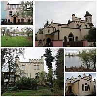 Великолапный дом - вилла в Бранденбурге на Хафеле, Германия