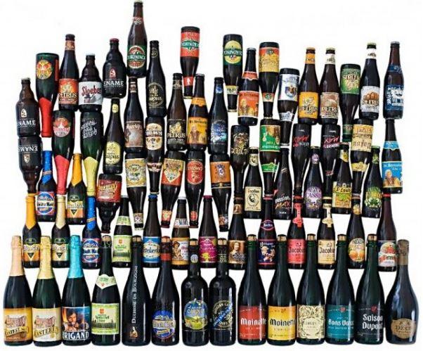 Производство бельгийского пива с Вашим собственным брендом