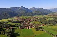 Гостиница в Баварии, в центре курортного места