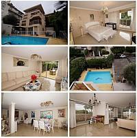 Дом в Ницце с бассейном, Лазурный Берег, Франция