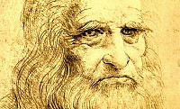 Картина Леонардо да Винчи - продается в Вашу коллекцию!