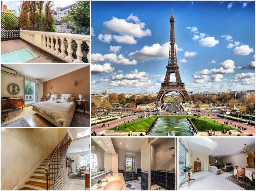 Гостиница в Париже