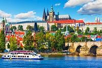 Гостиница в центре Праги, Чехия