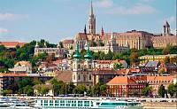 Гостиница в центральной части Будапешта, Венгия