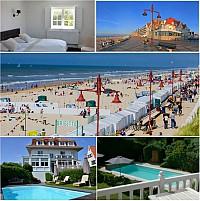 Очаровательный отель с бассейном на бельгийском побережье