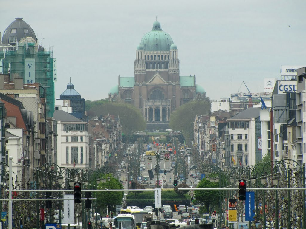 Апарт-отель  в центральной части Брюсселя, Бельгия