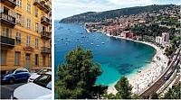 Продаются три квартиры в Ницце, цена минимальная, рентабельность большая.
