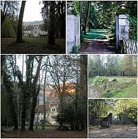 Замок во Франции, рядом с Женевой