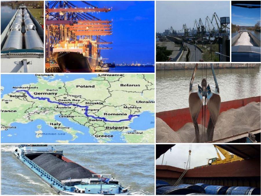 Покупка речных сухогрузов в Европе и передача их в управление крупной и надежной логистической компании в ЕС.