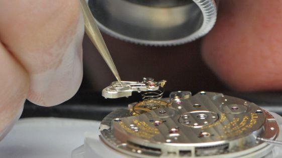 Швейцарская компания по производству часов.