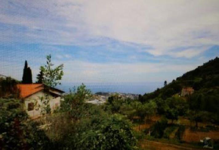 Сан Ремо, солнечная Италия,  проект по строительству виллы, 6000 м2 со старым домом