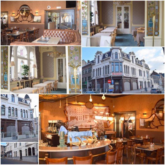 Гостиница с рестораном и таверной в Бельгии, недалеко от Брюсселя