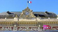 Гостиница в центре Ниццы, рядом с SNCF центральным вокзалом