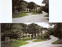 Гостиница в Сан-Тропе, на Лазурном берегу во Франции