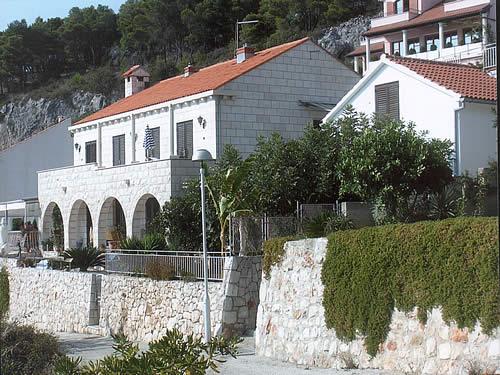 Отель-дом в Хорватии, Корчула