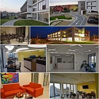 Новый гостиничный комплекс с рестораном в Словакии, возле Братиславы, в 70 км от Вены