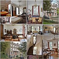 Небольшая гостиница в самом центре знаменитого СПА, в Бельгии
