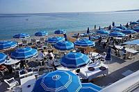 Гостиница в Ницце, Лазурный берег Франции, в 200 м от моря.